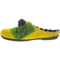 Sapatos Mulher Chinelos Marpen Zapatillas de Casa Marpens Slippers Princesa Leia Amarelo