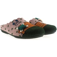 Sapatos Mulher Chinelos Marpen Zapatillas de Casa  Salón Verde