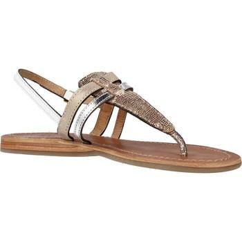Sapatos Mulher Sandálias Les Tropéziennes par M Belarbi C12300BARAKA Silver