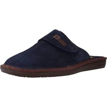 Sapatos Homem Chinelos Nordikas 375 Azul