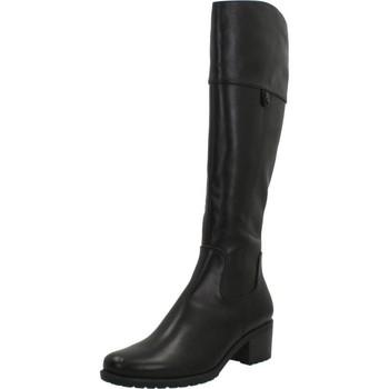 Sapatos Mulher Botas Regarde Le Ciel ZOYA135411 Preto