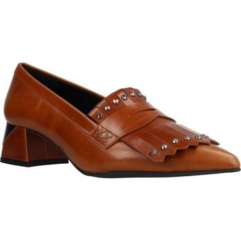 Sapatos Mulher Escarpim Argenta 6112 Marron