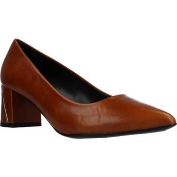 Sapatos Mulher Escarpim Argenta 6152 2 Marron