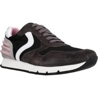 Sapatos Rapariga Sapatilhas Voile Blanche LIAM POWER LACCIO Preto