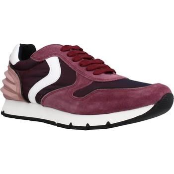 Sapatos Rapariga Sapatilhas Voile Blanche LIAM POWER LACCIO Vermelho