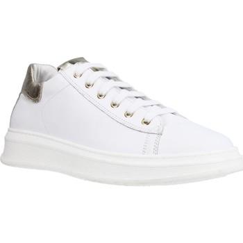 Sapatos Rapariga Sapatilhas Naturino PORTER Branco