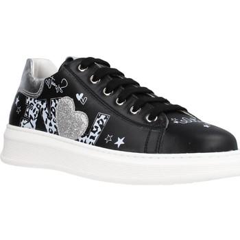 Sapatos Rapariga Sapatilhas Naturino TALTH Preto