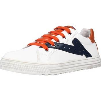 Sapatos Rapaz Sapatilhas Naturino SNIP Branco