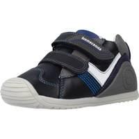 Sapatos Rapaz Botas Biomecanics 201124 Azul