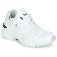 Sapatos Homem Sapatilhas Skechers KRAZ - THURSTON Branco