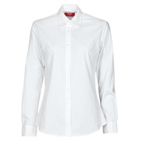 Textil Mulher camisas BOTD OWOMAN Branco