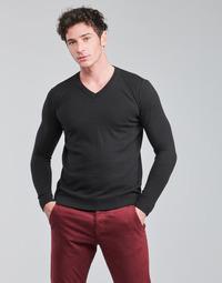 Textil Homem camisolas BOTD OOMAN Preto