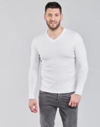 Textil Homem camisolas BOTD OOMAN Branco