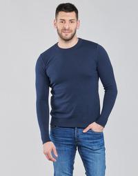 Textil Homem camisolas BOTD OLDMAN Marinho
