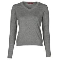 Textil Mulher camisolas BOTD OWOXOL Cinza