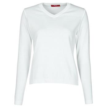 Textil Mulher camisolas BOTD OWOXOL Branco
