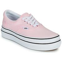 Sapatos Mulher Sapatilhas Vans  Rosa