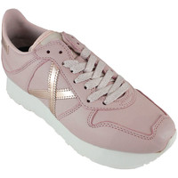 Sapatos Mulher Sapatilhas Munich massana sky 8810104 Rosa