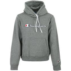 Textil Mulher Sweats Champion Hooded Sweatshirt Wn's Cinza
