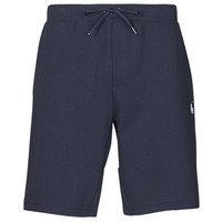 Textil Homem Shorts / Bermudas Polo Ralph Lauren SHORT DE JOGGING EN DOUBLE KNIT TECH LOGO PONY PLAYER Marinho