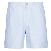 Textil Homem Shorts / Bermudas Polo Ralph Lauren SHORT PREPSTER AJUSTABLE ELASTIQUE AVEC CORDON INTERIEUR LOGO PO Azul
