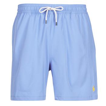 Textil Homem Fatos e shorts de banho Polo Ralph Lauren MAILLOT SHORT DE BAIN EN NYLON RECYCLE, CORDON DE SERRAGE ET POC Azul