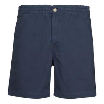 Textil Homem Shorts / Bermudas Polo Ralph Lauren SHORT PREPSTER AJUSTABLE ELASTIQUE AVEC CORDON INTERIEUR LOGO PO Marinho