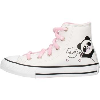 Sapatos Rapariga Sapatilhas de cano-alto Converse 669725C Multicolor