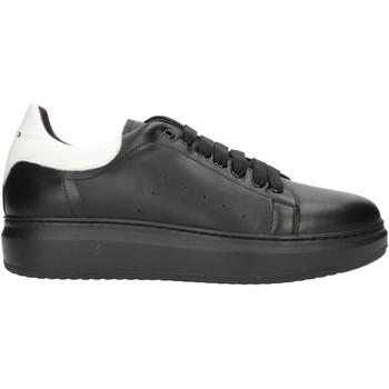 Sapatos Homem Sapatilhas Exton 955PE2020 Preto