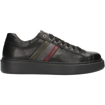 Sapatos Homem Sapatilhas Exton 888 Preto