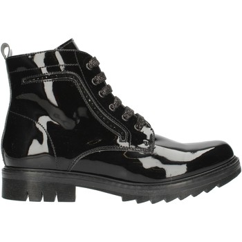 Sapatos Rapariga Botas baixas NeroGiardini I031652F Preto