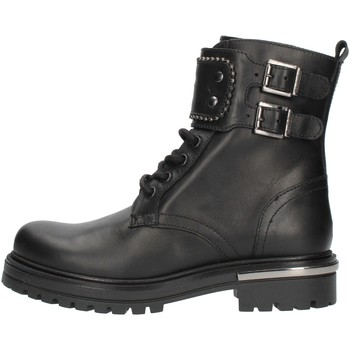 Sapatos Rapariga Botas baixas Nero Giardini I031740F Preto