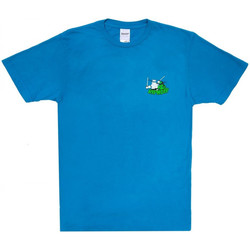 Textil Homem T-Shirt mangas curtas Ripndip Teenage mutant tee Azul