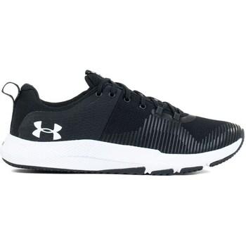 Sapatos Homem Sapatilhas Under Armour UA Charged Engage Branco, Preto
