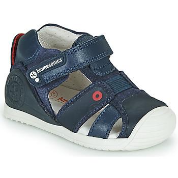 Sapatos Rapaz Sandálias Biomecanics 212144 Marinho