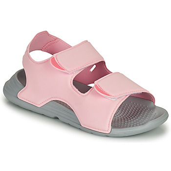 Sapatos Rapariga Sandálias adidas Performance SWIM SANDAL C Rosa