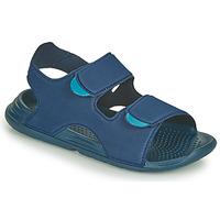 Sapatos Rapaz Sandálias adidas Performance SWIM SANDAL C Azul