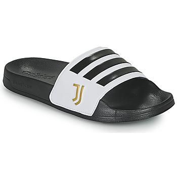 Sapatos chinelos adidas Performance ADILETTE SHOWER Branco / Preto
