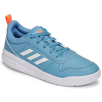 Sapatos Criança Sapatilhas adidas Performance TENSAUR K Azul