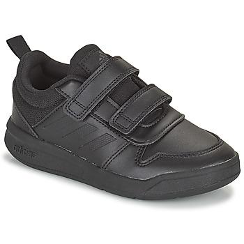 Sapatos Criança Sapatilhas adidas Performance TENSAUR C Preto