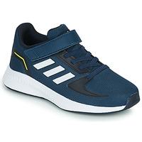 Sapatos Criança Sapatilhas adidas Performance RUNFALCON 2.0 C Marinho / Branco