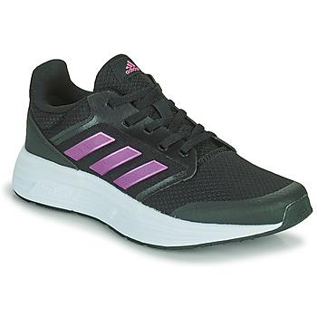 Sapatos Mulher Sapatilhas de corrida adidas Performance GALAXY 5 Preto / Rosa