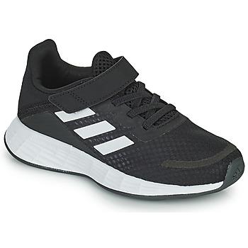 Sapatos Criança Sapatilhas adidas Performance DURAMO SL C Preto / Branco