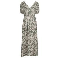 Textil Mulher Vestidos compridos See U Soon 21122125 Multicolor