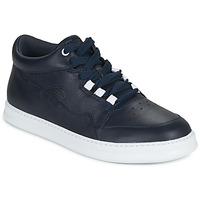 Sapatos Homem Sapatilhas Camper RUNNER 4 Azul