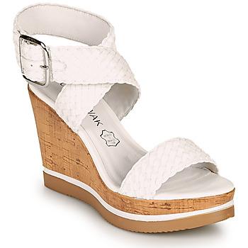 Sapatos Mulher Sandálias Chattawak JANE Branco