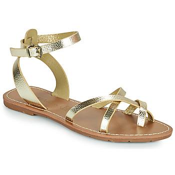 Sapatos Mulher Sandálias Chattawak PERLA Ouro