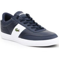 Sapatos Homem Sapatilhas Lacoste Court-Master 119 2 CMA 7-37CMA0012092 granatowy, white