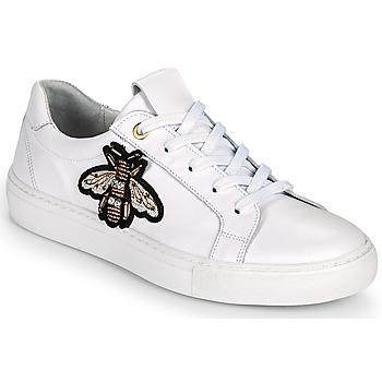 Sapatos Mulher Sapatilhas Myma PIGGA Branco