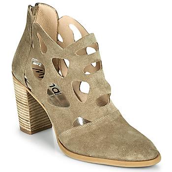 Sapatos Mulher Botins Myma PAGGE Toupeira